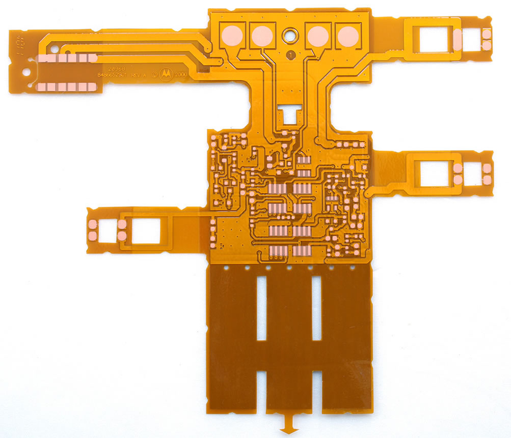 Flexible Pcb China Flex Manufacturer Zapon Printed Circuit Board Prototype